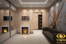 3D визуализация интерьера